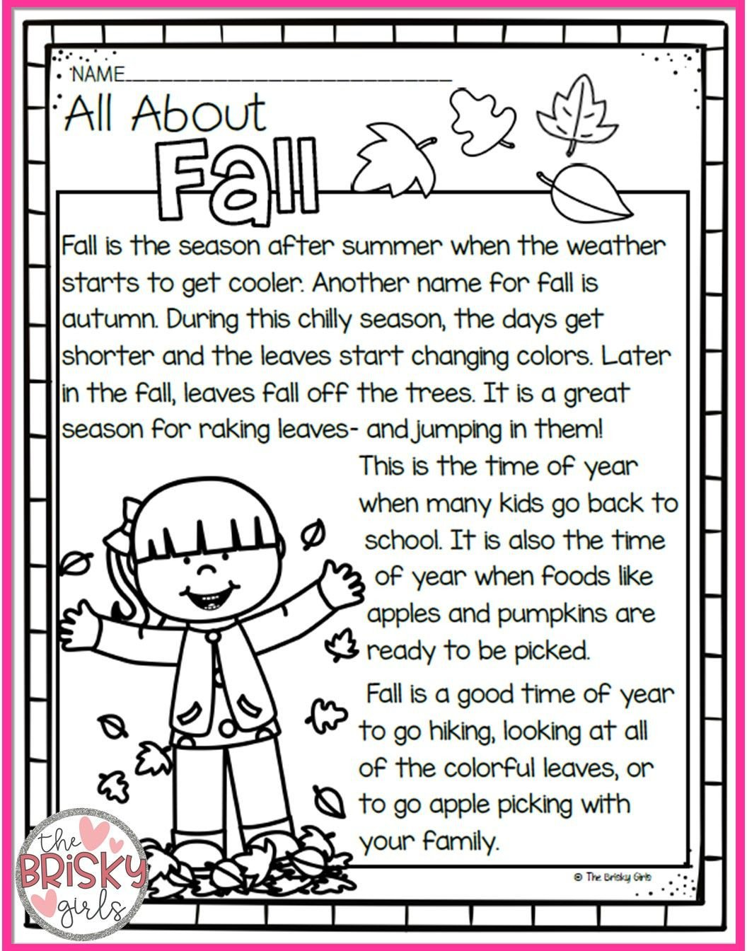 Seasons Worksheets for First Grade the Four Seasons Spring Summer Fall Winter Seasons