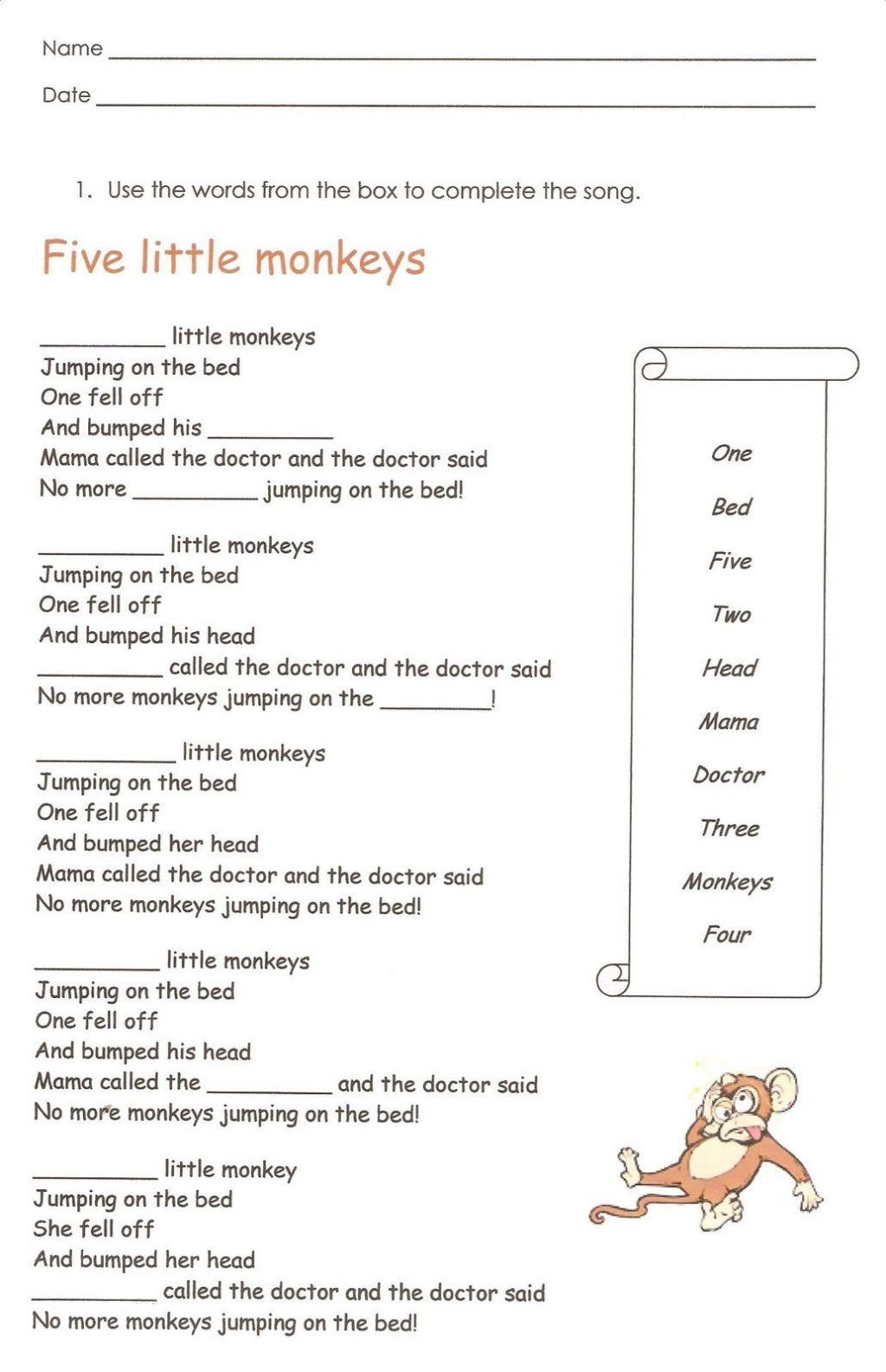 Shurley English Worksheets Worksheet English Worksheets for 1st Grade Shurley First