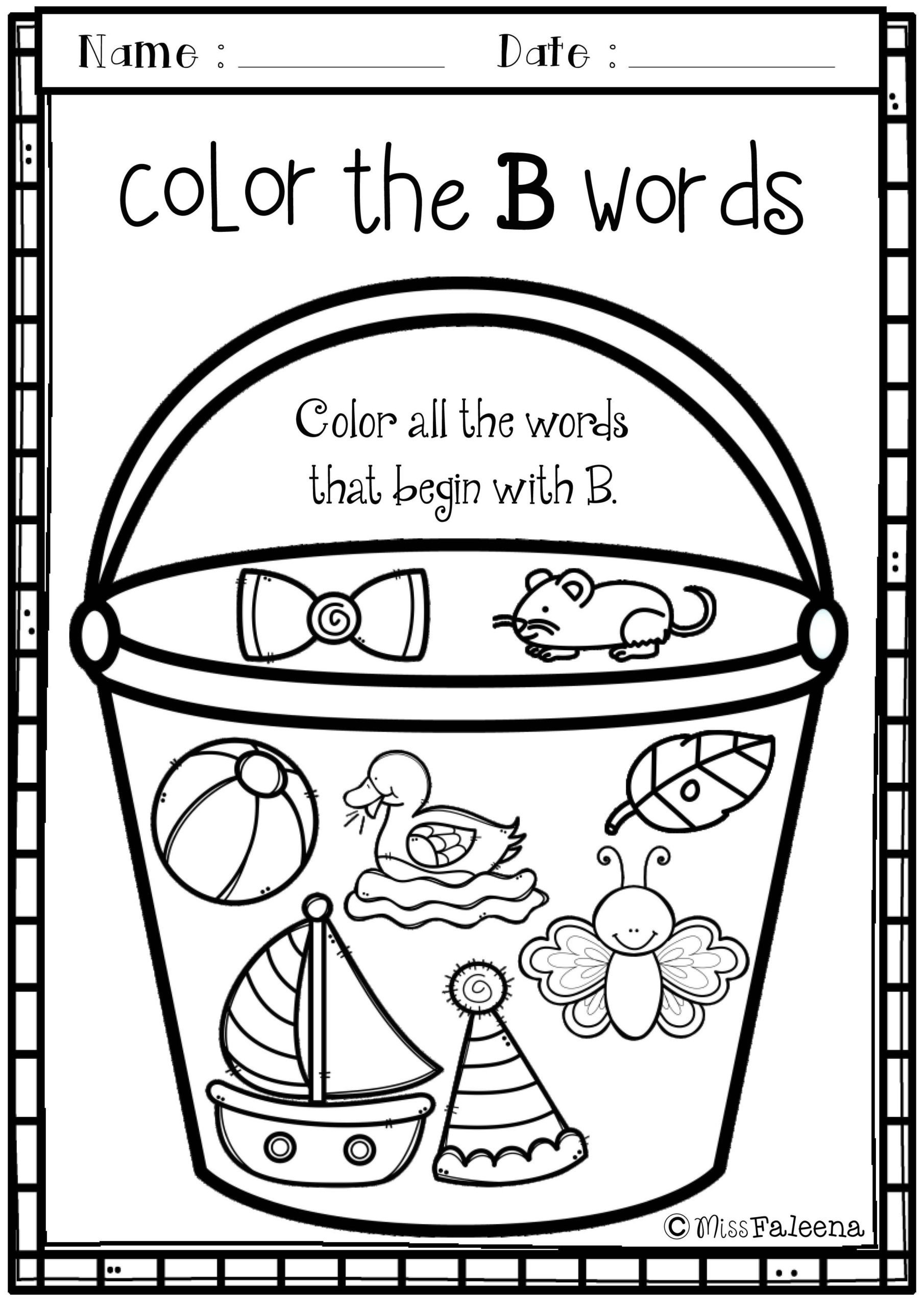 Silent E Worksheets for Kindergarten Letter Phonics Worksheets Printable and Activities Silent