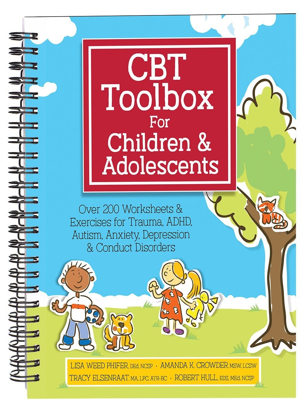 Social Skills Making Friends Worksheets Amazon Cbt toolbox for Children and Adolescents Over
