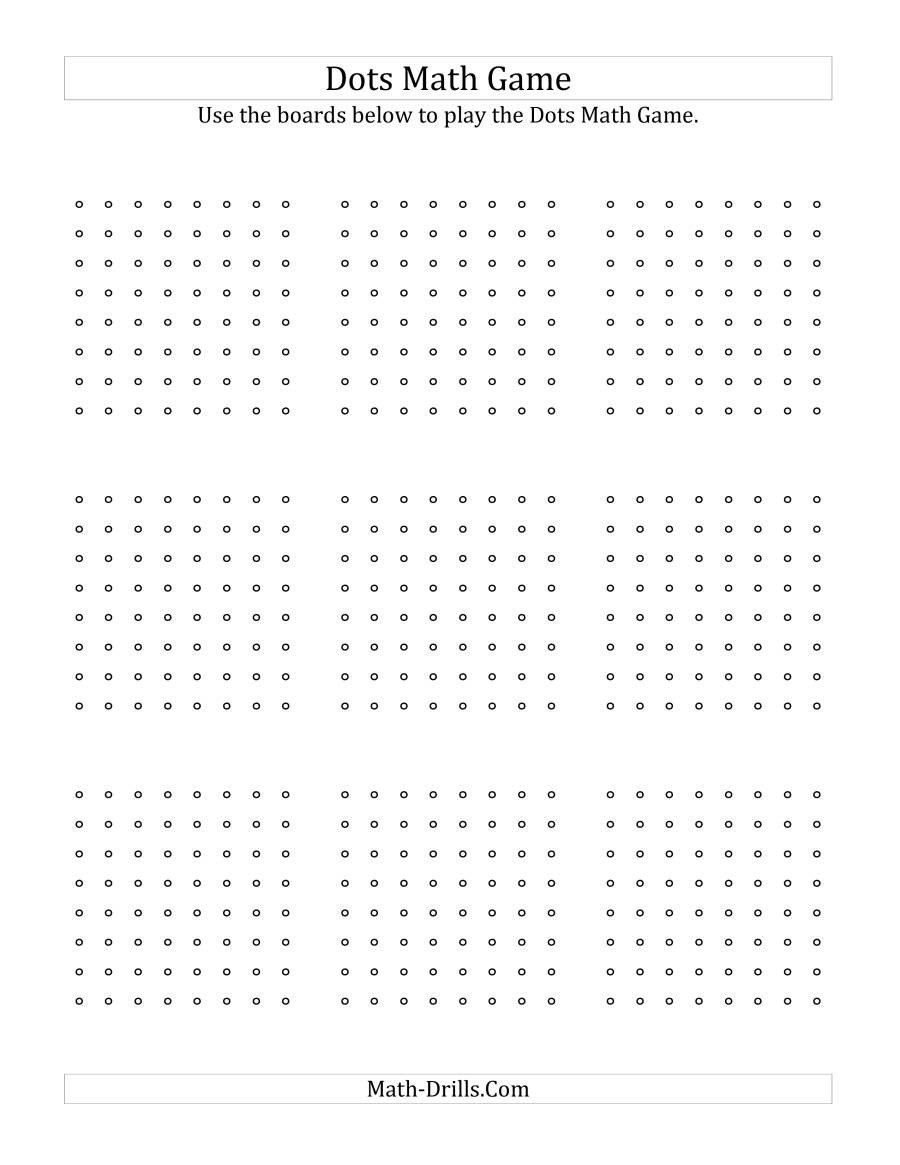 Spatial Reasoning Worksheets Boards
