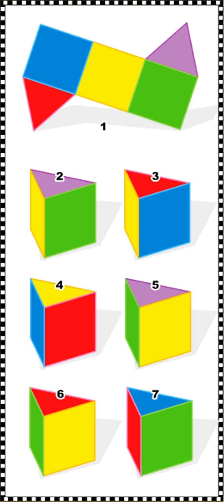 Spatial Reasoning Worksheets Spatial Intelligence How to Improve It Parenting for Brain