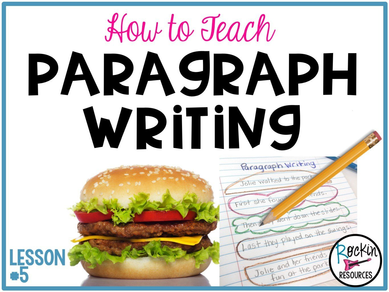 Step Up to Writing Worksheets How to Teach Paragraph Writing