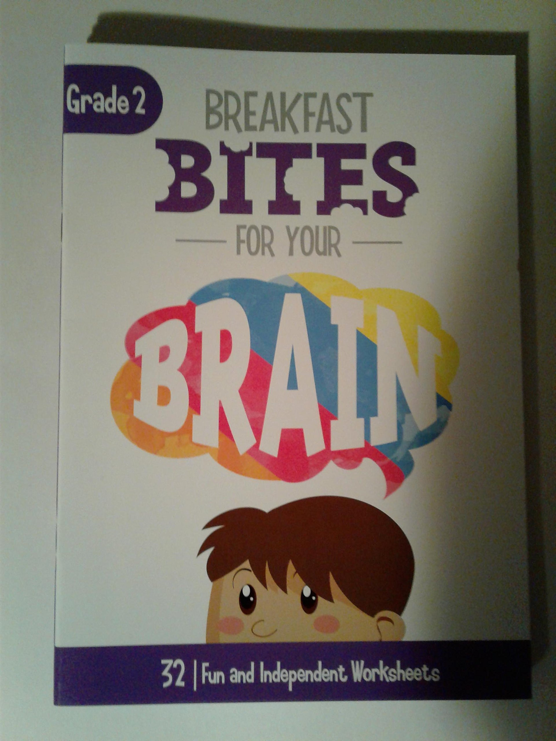 The Clever Factory Worksheets Breakfast Bites for Your Brain Grade 2 Clever Factory