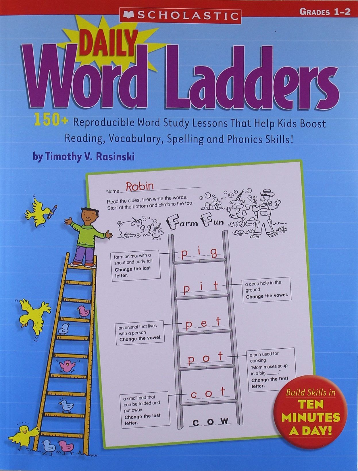 Word Ladder Worksheets Word Ladder Worksheet