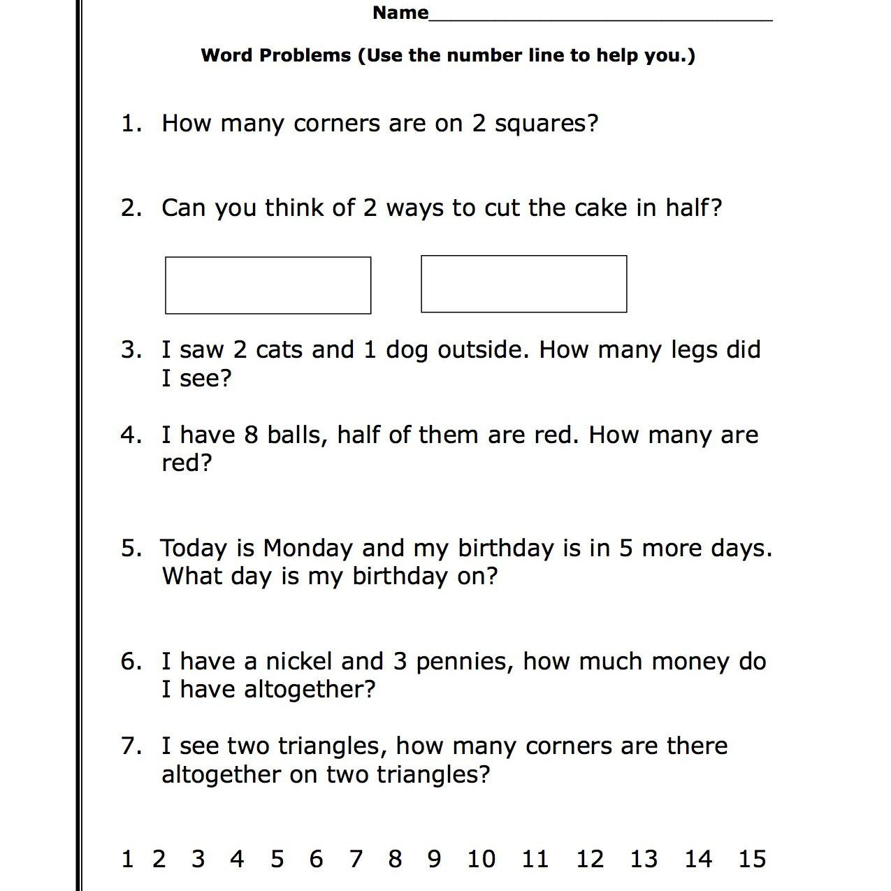 Word Problems Worksheets 1st Grade Worksheet 1st Grade Math Problems Hard Equations for 6th