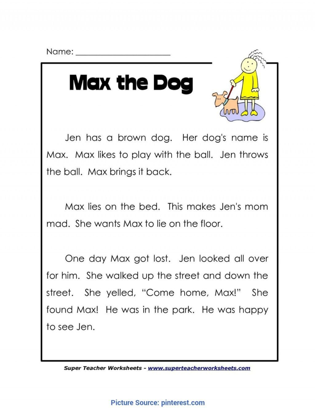 worksheet independent reading worksheets printable and free extraordinary 1st grade