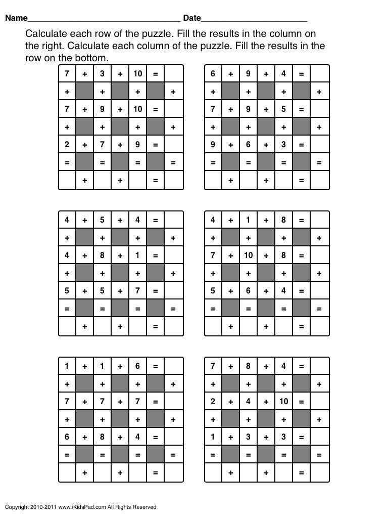 6th Grade Math Puzzles Worksheets 8th Grade Math Worksheets Printable Sub Worksheets