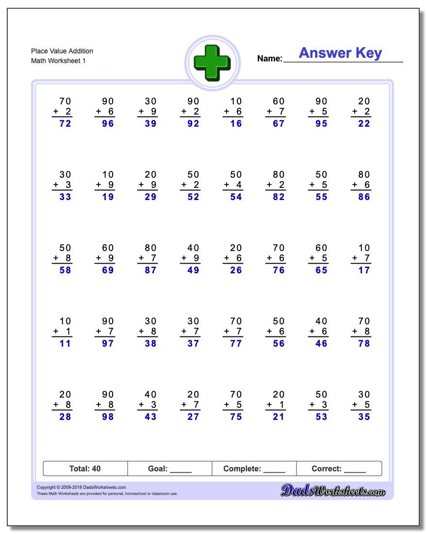 Addition Worksheets with Pictures 428 Addition Worksheets for You to Print Right now