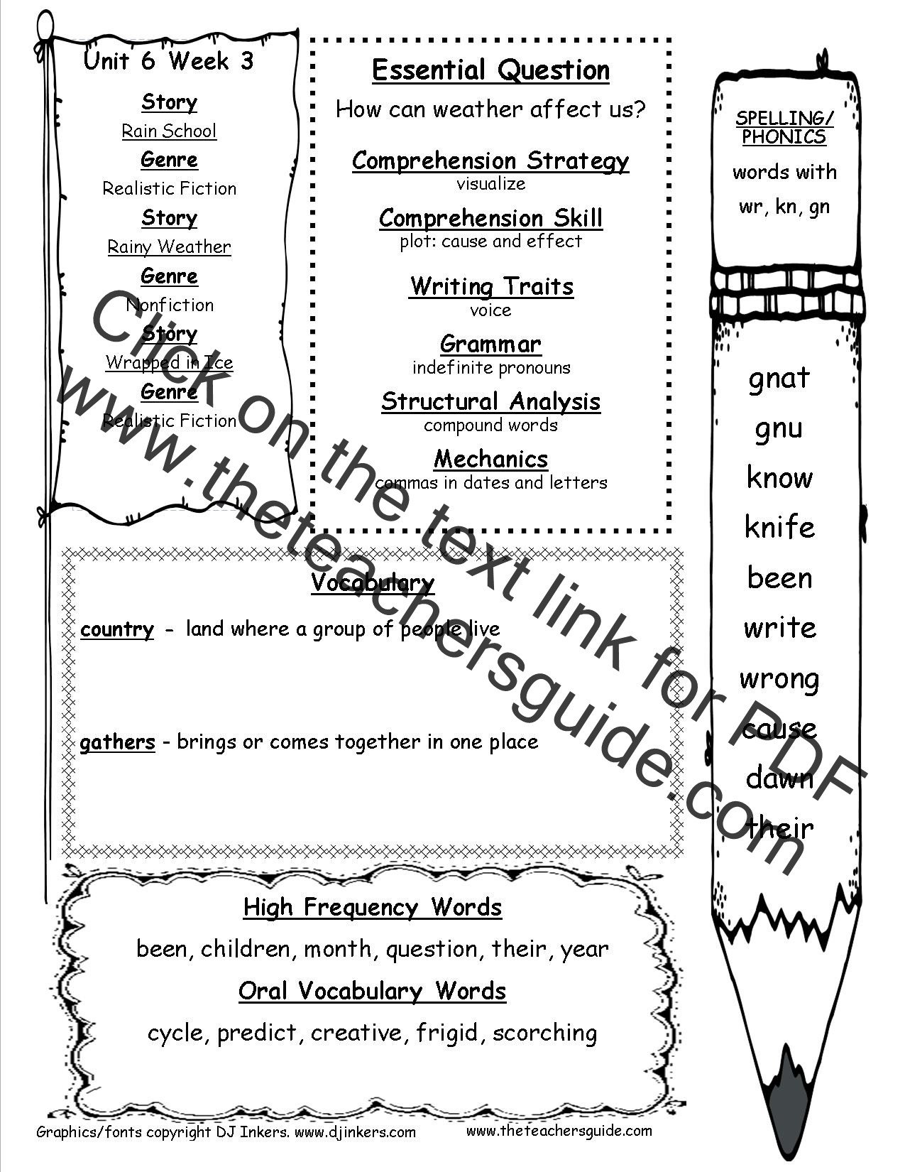 Blending Worksheets 1st Grade Mcgraw Hill Wonders First Grade Resources and Printouts