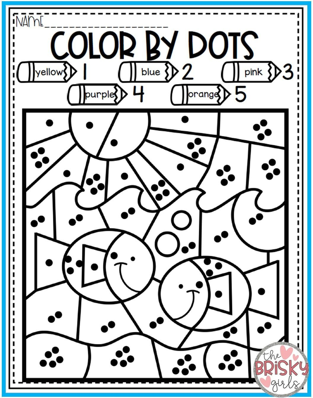 Capacity Worksheets Kindergarten Pin by the Brisky Girls On Math Activities In 2020