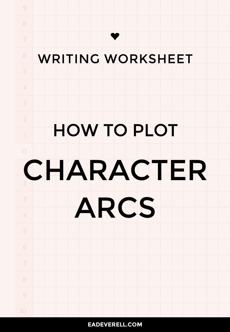 Character Setting Worksheets Character Arc Plot & Kurt Vonnegut S Story Shapes