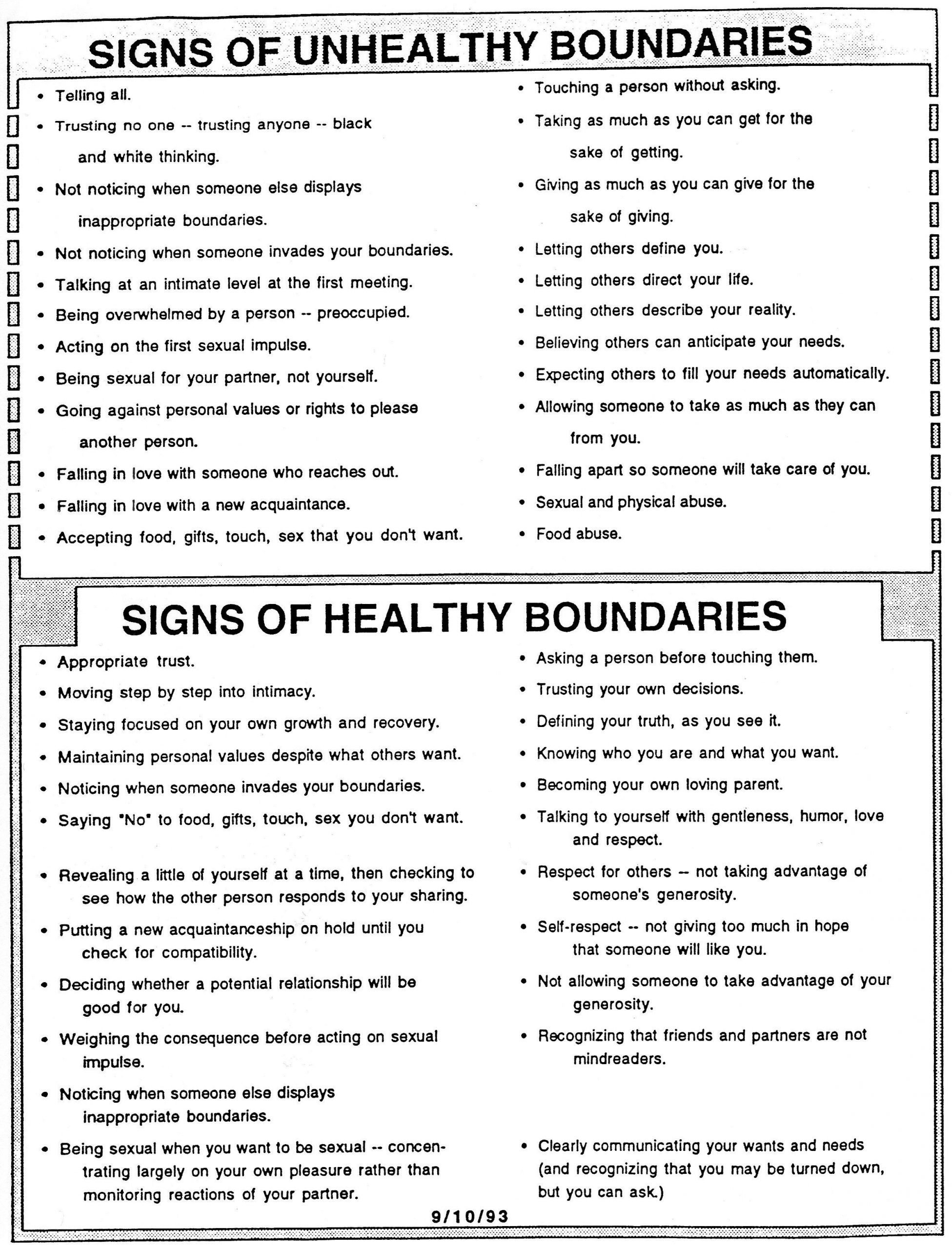 codependency therapy worksheets pdf boundaries others pick these up about you are you aware of codependency therapy worksheets pdf scaled