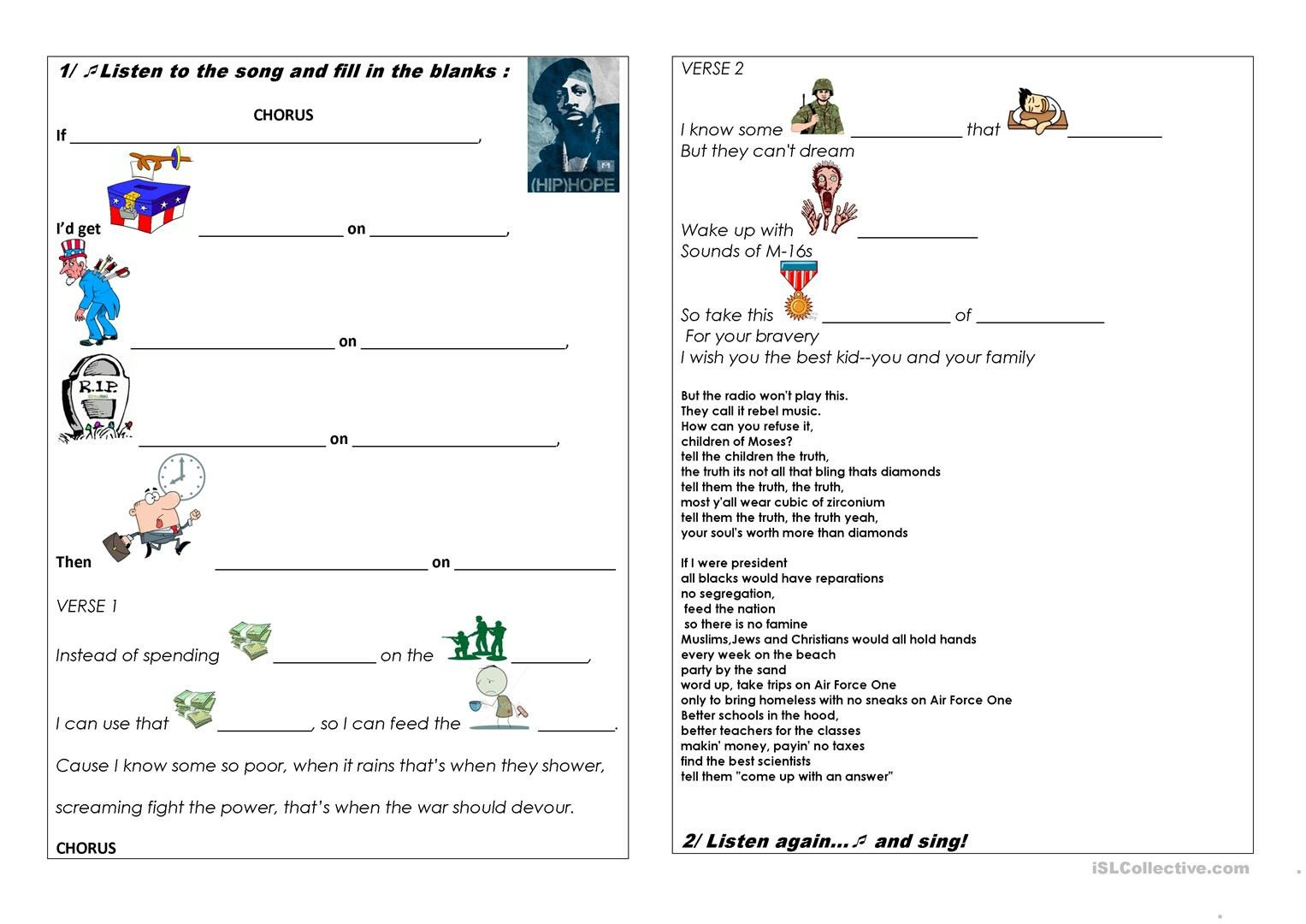 Election Worksheets for Elementary Students English Esl Election Worksheets Most Ed 20 Results