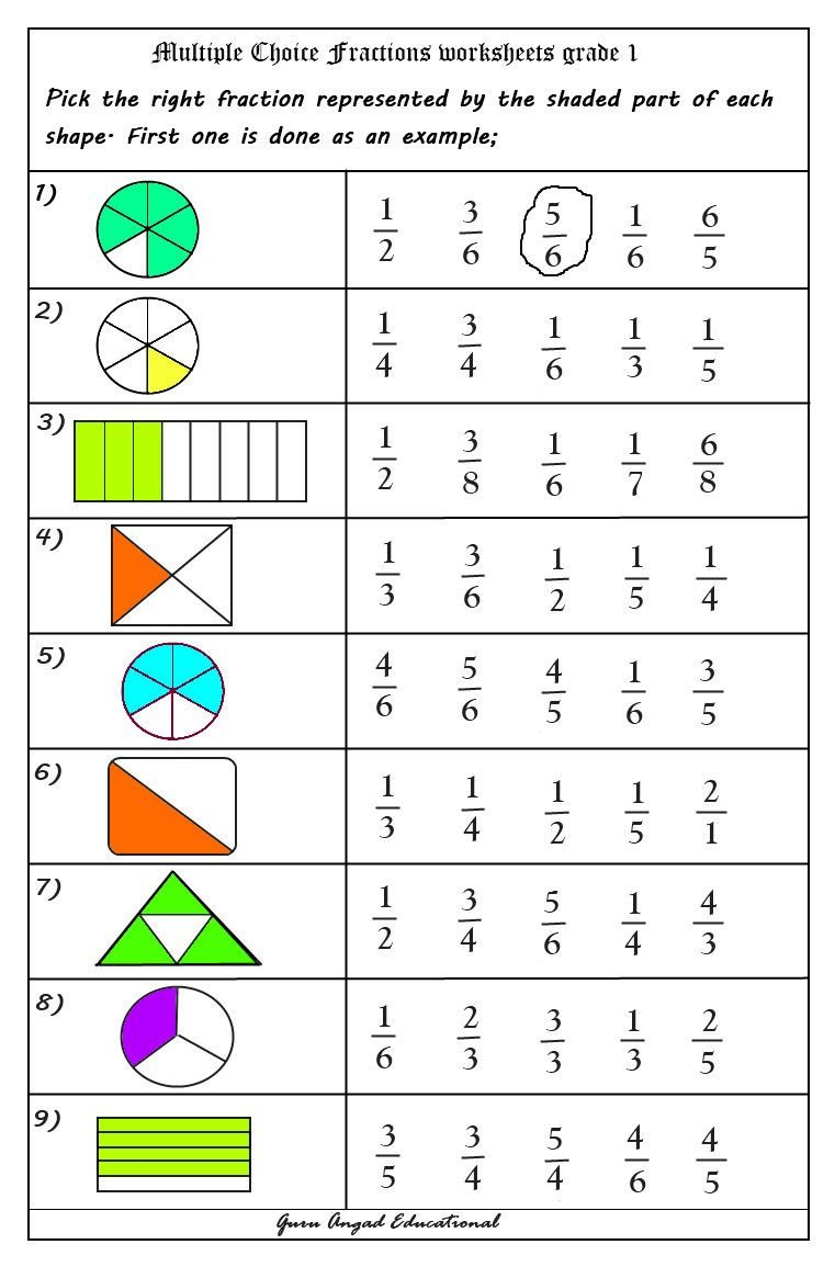 Fractions Worksheets Grade 4 Pdf 4 Free Math Worksheets Fourth Grade 4 Fractions Subtracting