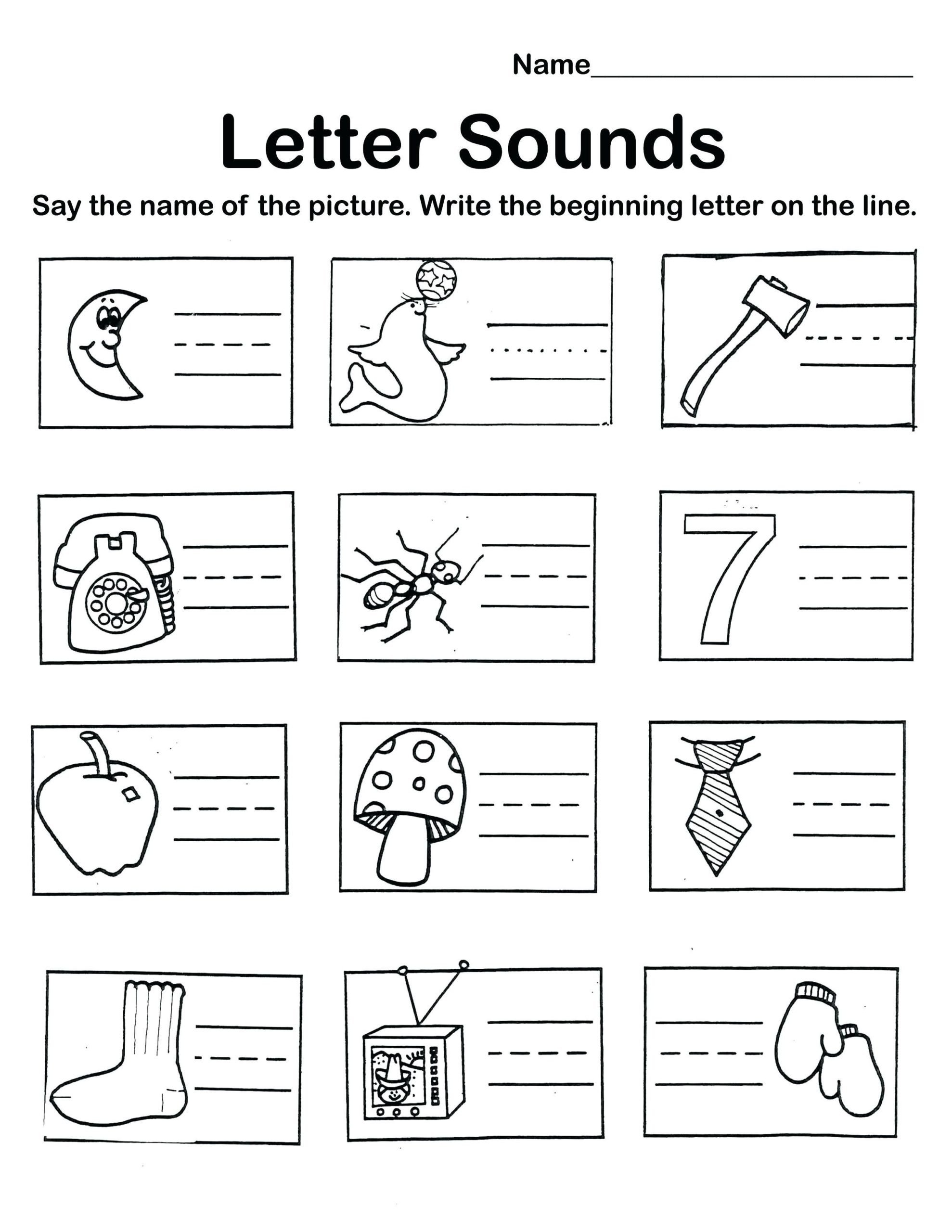 Free Ending sounds Worksheets Math Worksheet Phonics Prep Ending sounds Worksheets
