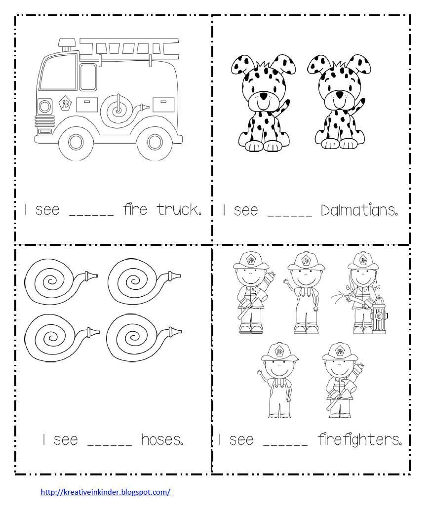Free Fire Safety Worksheets Math Worksheet for Fire Safety Week