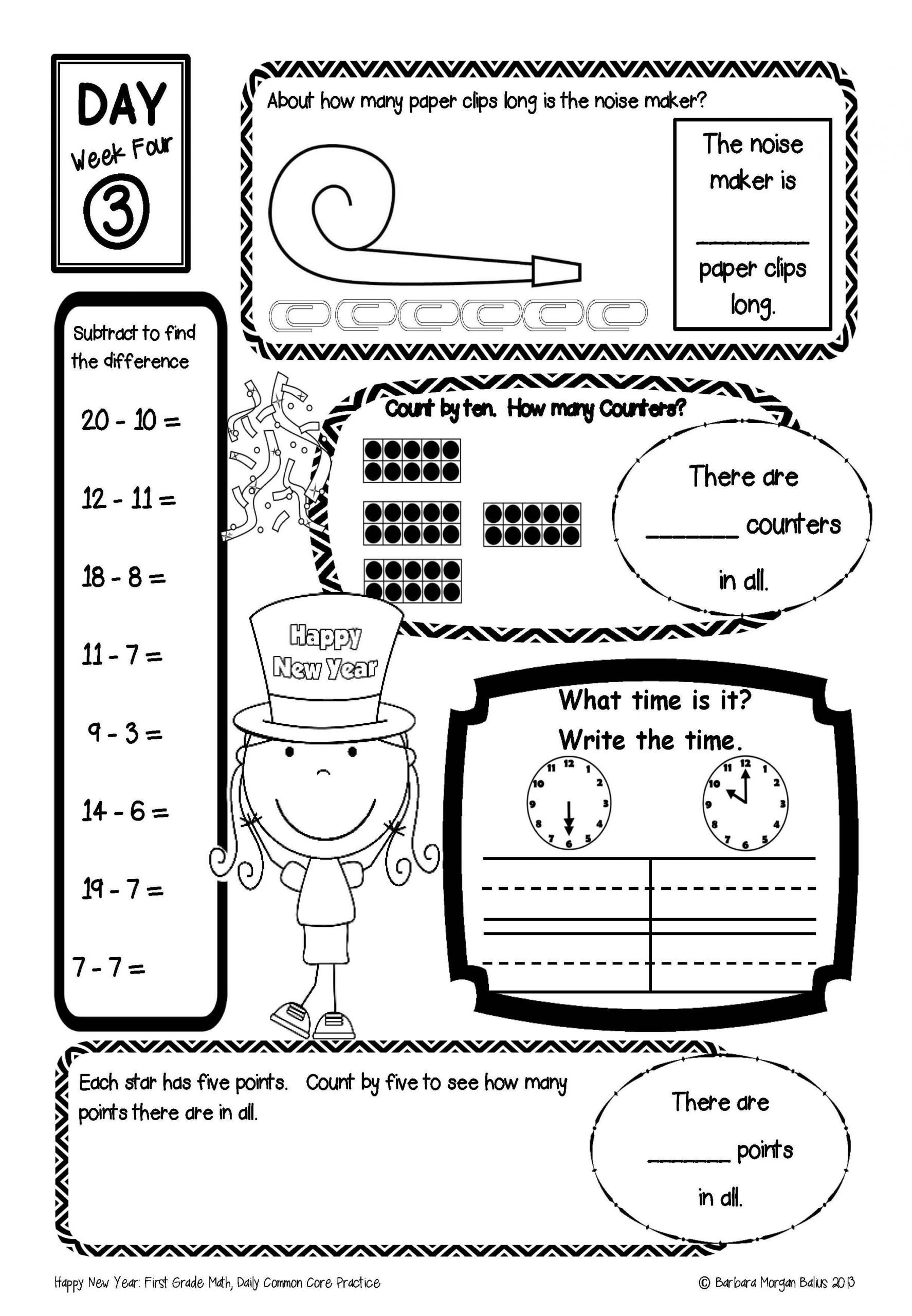 Free Printable Main Idea Worksheets Main Idea Worksheets Grade 1