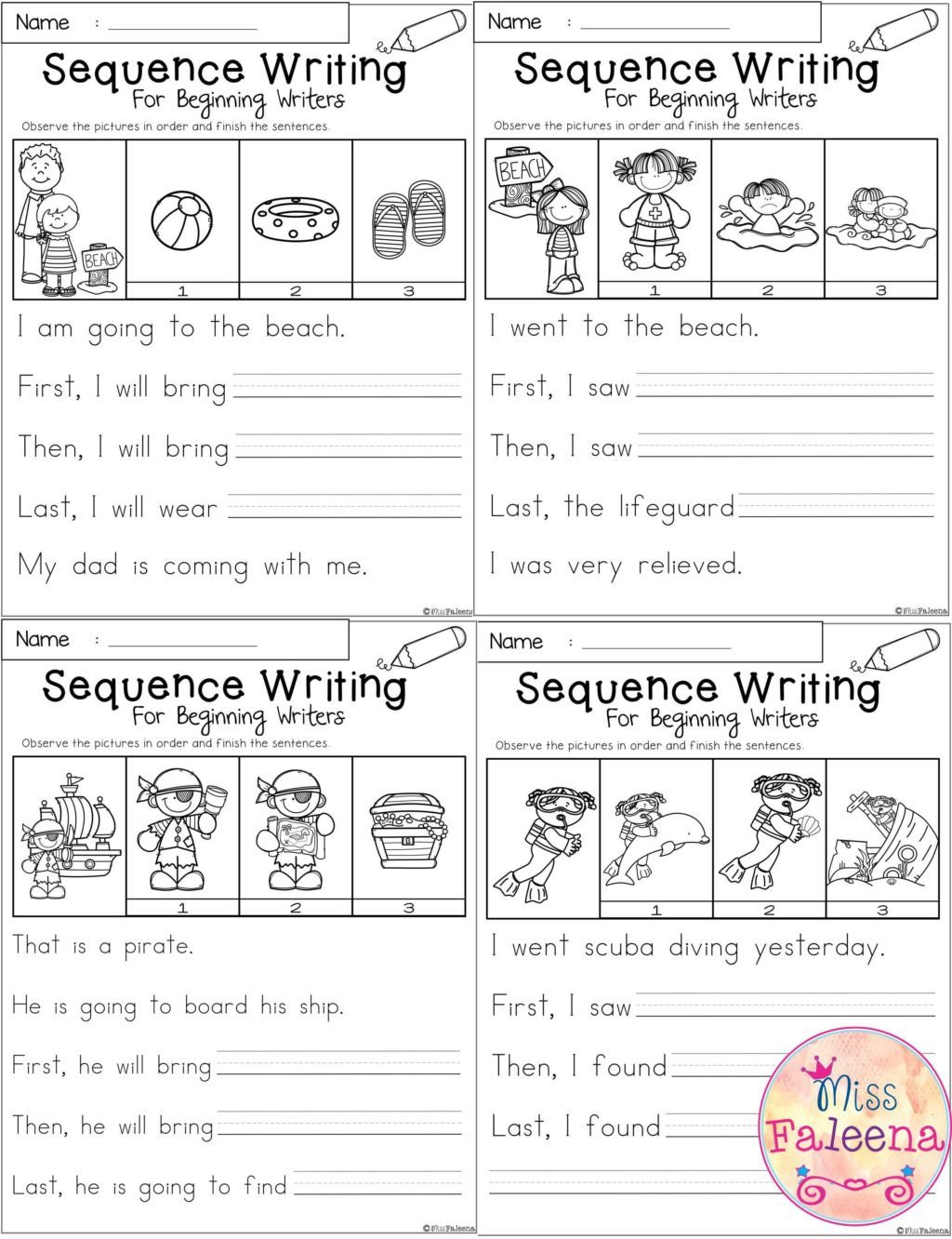 Free Printable Punctuation Worksheets Worksheet Printable First Grade Reading Worksheetsguage