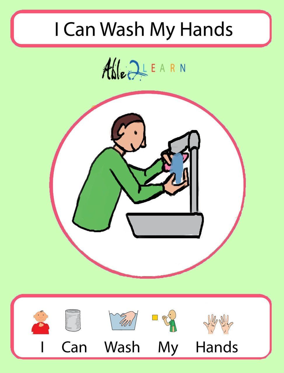 autism hygiene how to wash hands free social stories puberty free aba resources free autism resources autism school free printable worksheets free preschool worksheets autism special education
