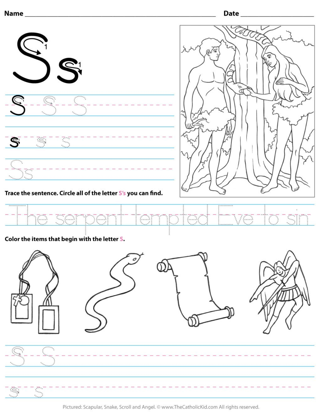 G Worksheets for Preschool Worksheet Kindergarten Alphabetets Tracing Free for