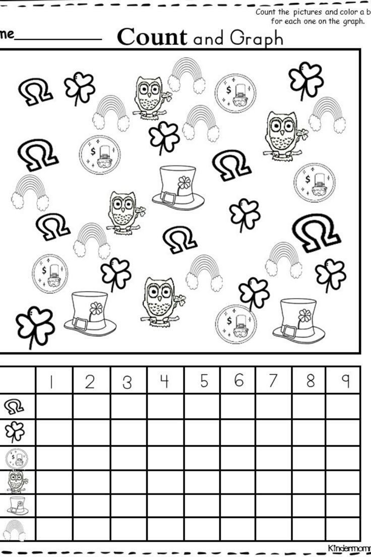 Graphing Worksheets for First Grade Free Kindergarten Graphing Worksheet In 2020