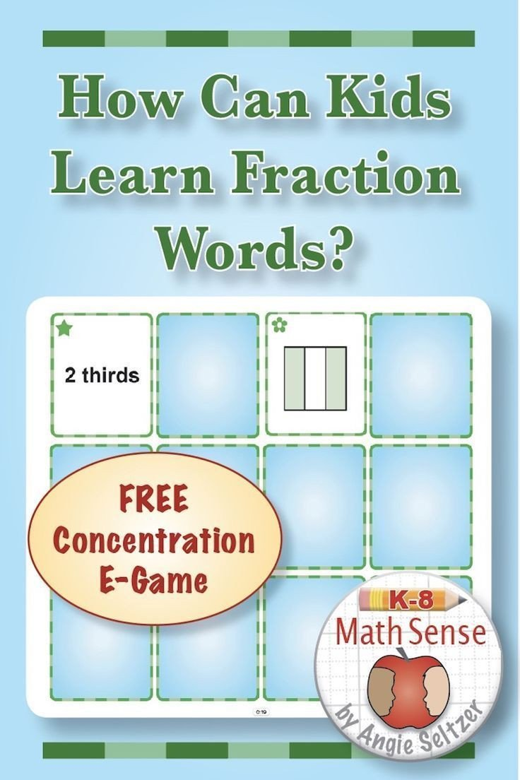 Halves Thirds Fourths Worksheets Halves Thirds Fourths & Fifths Check Out This Free