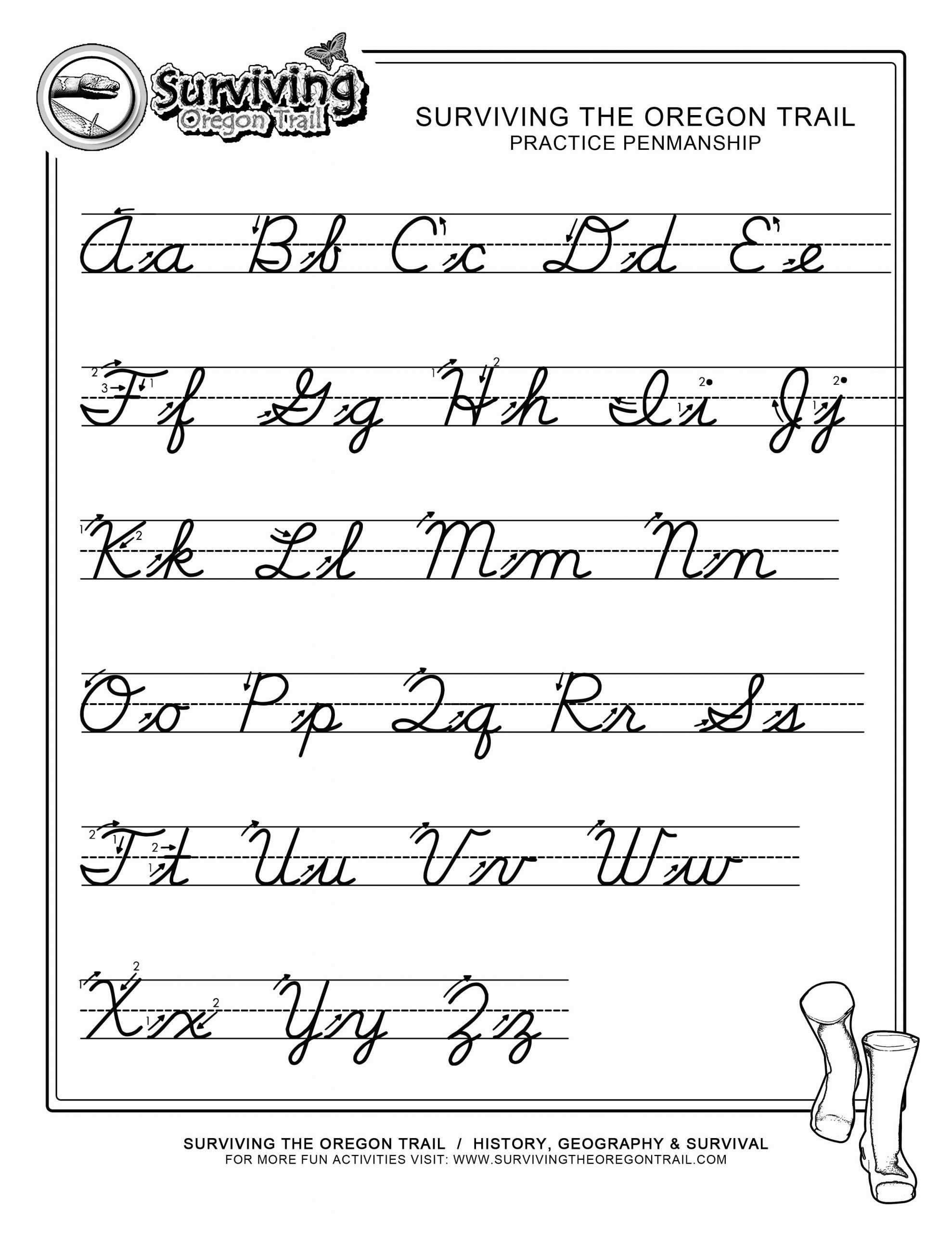 Handwriting without Tears Worksheets Pdf Free Printable Handwriting without Tears Worksheet