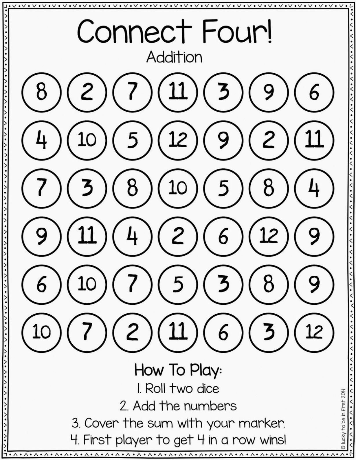 Kumon Maths Worksheets Printable Worksheets Math Worksheet Games for 2nd Graders Free Ideas