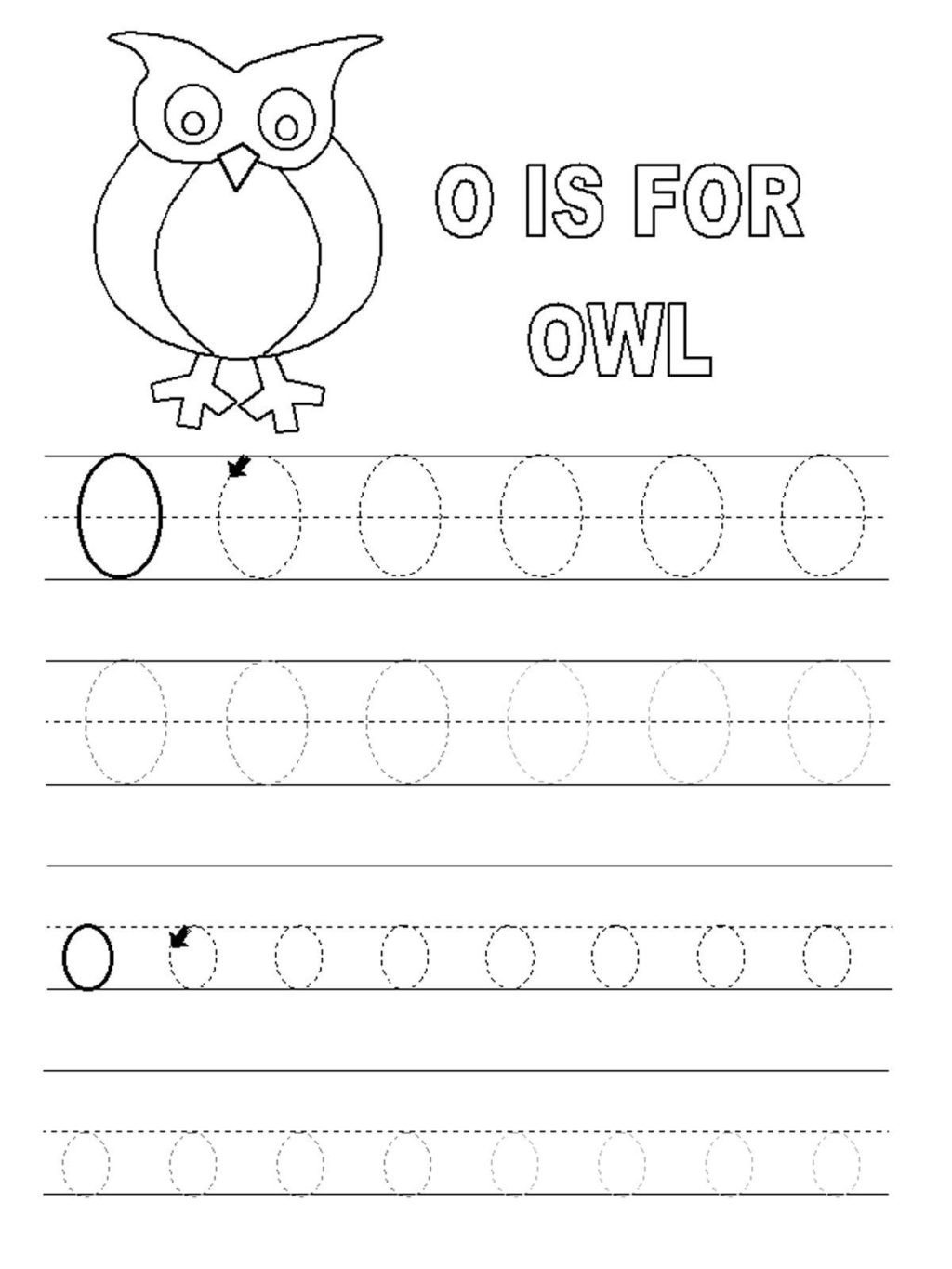 letter o worksheets forl alphabet short kindergarten long free printable 1024x1365