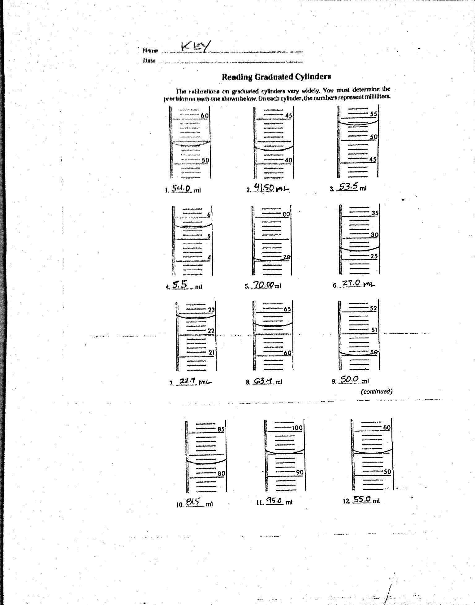 Liquid Volume Worksheets Liquid Customary Measurement Worksheets