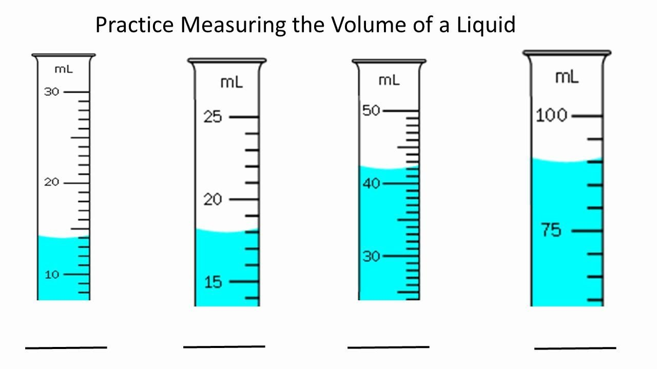Liquid Volume Worksheets Measuring Liquid Volume Worksheet Beautiful Volume Worksheet