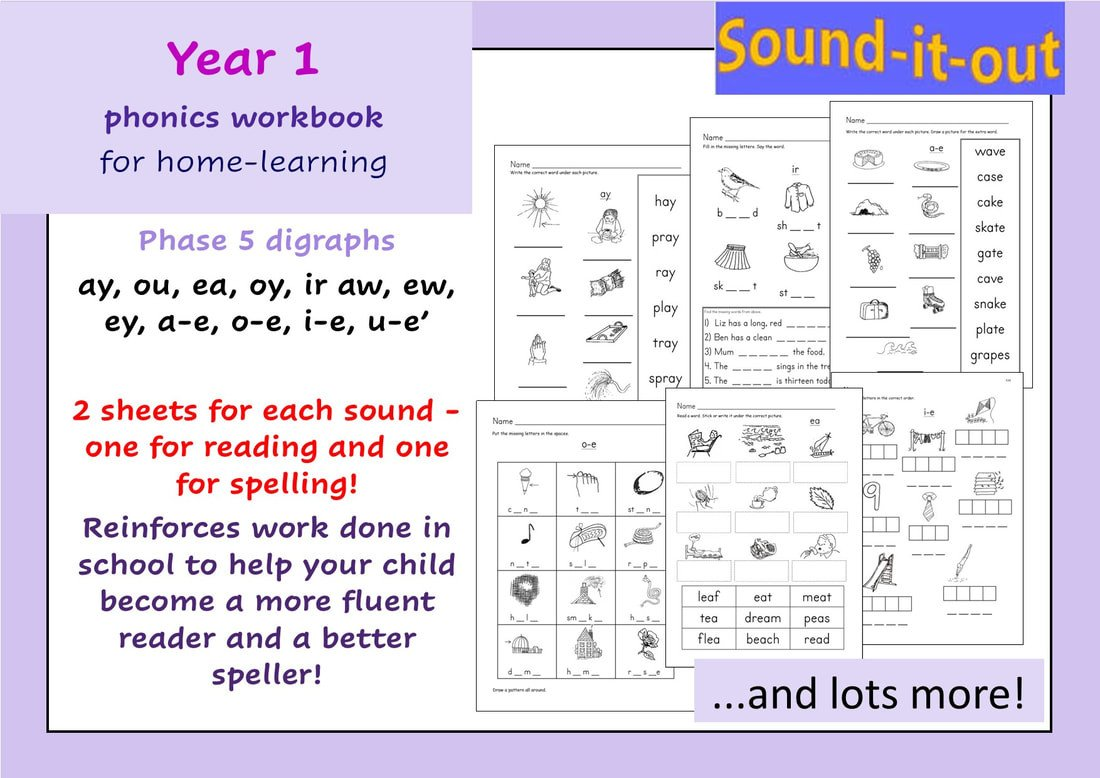 Magic E Worksheets Ks1 All Categories sound It Out Phonics