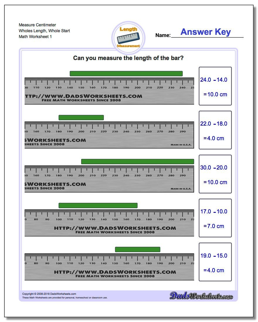 Measuring Capacity Worksheets Metric Measurement
