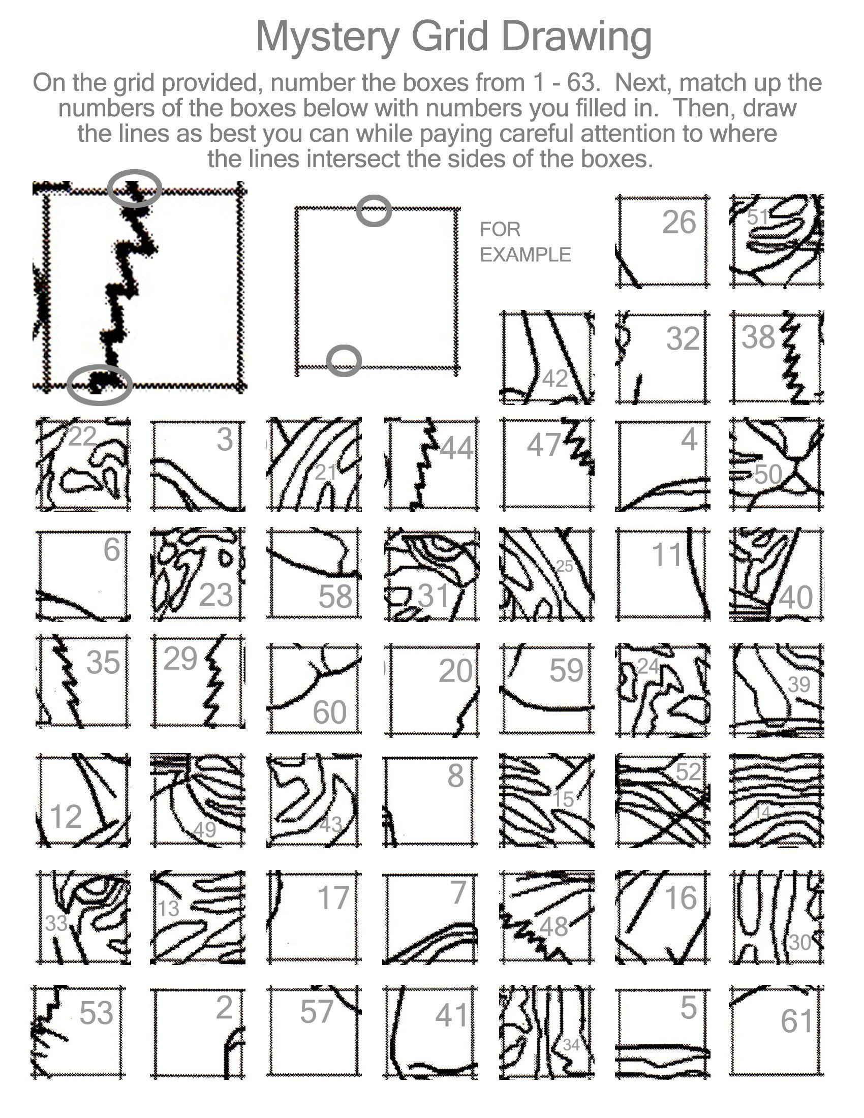 Optical Illusion Worksheets 11 Best Drawing Grid Art Worksheets Printable Images On Best