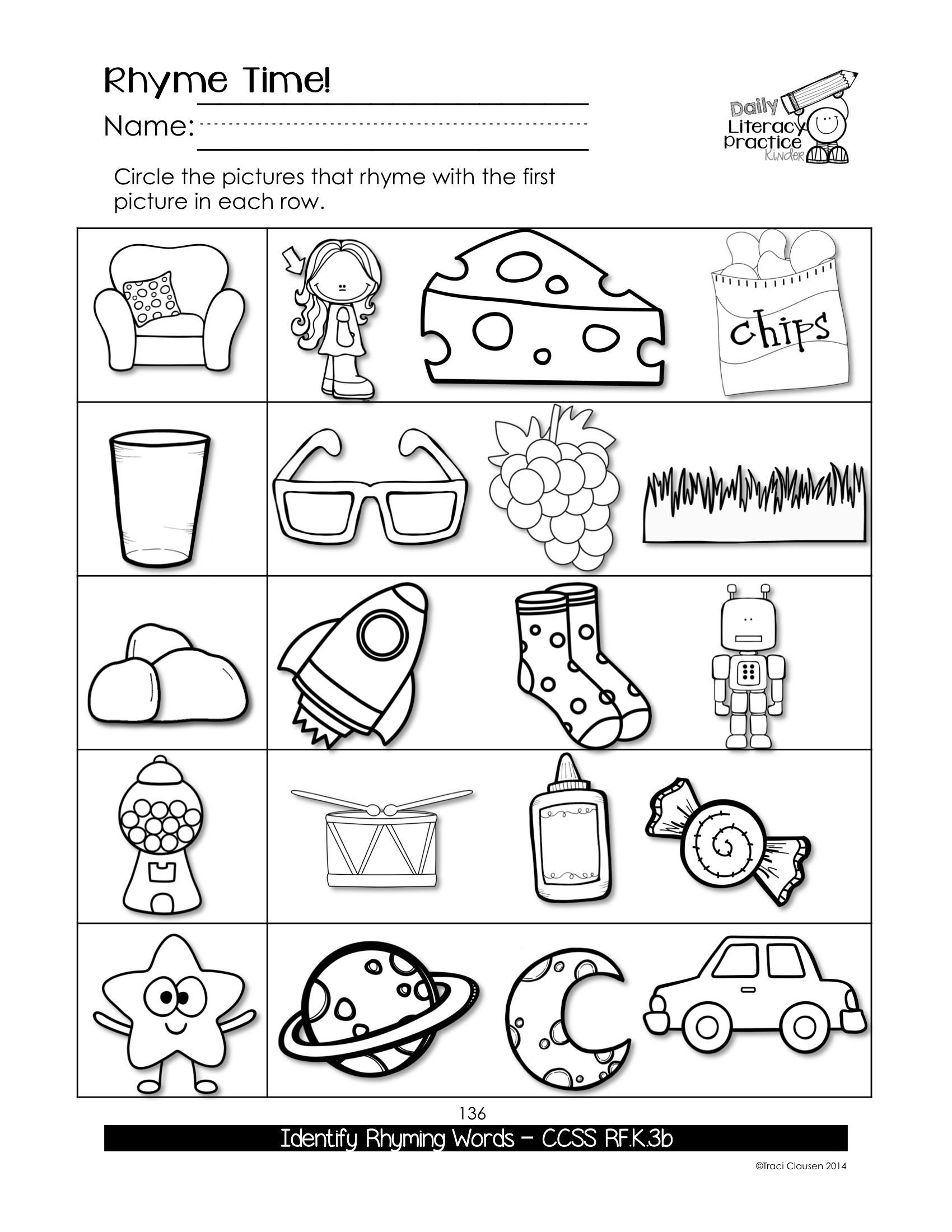 Pre Writing Worksheets Free Worksheets Reading Phonics and Writing Daily Literacy