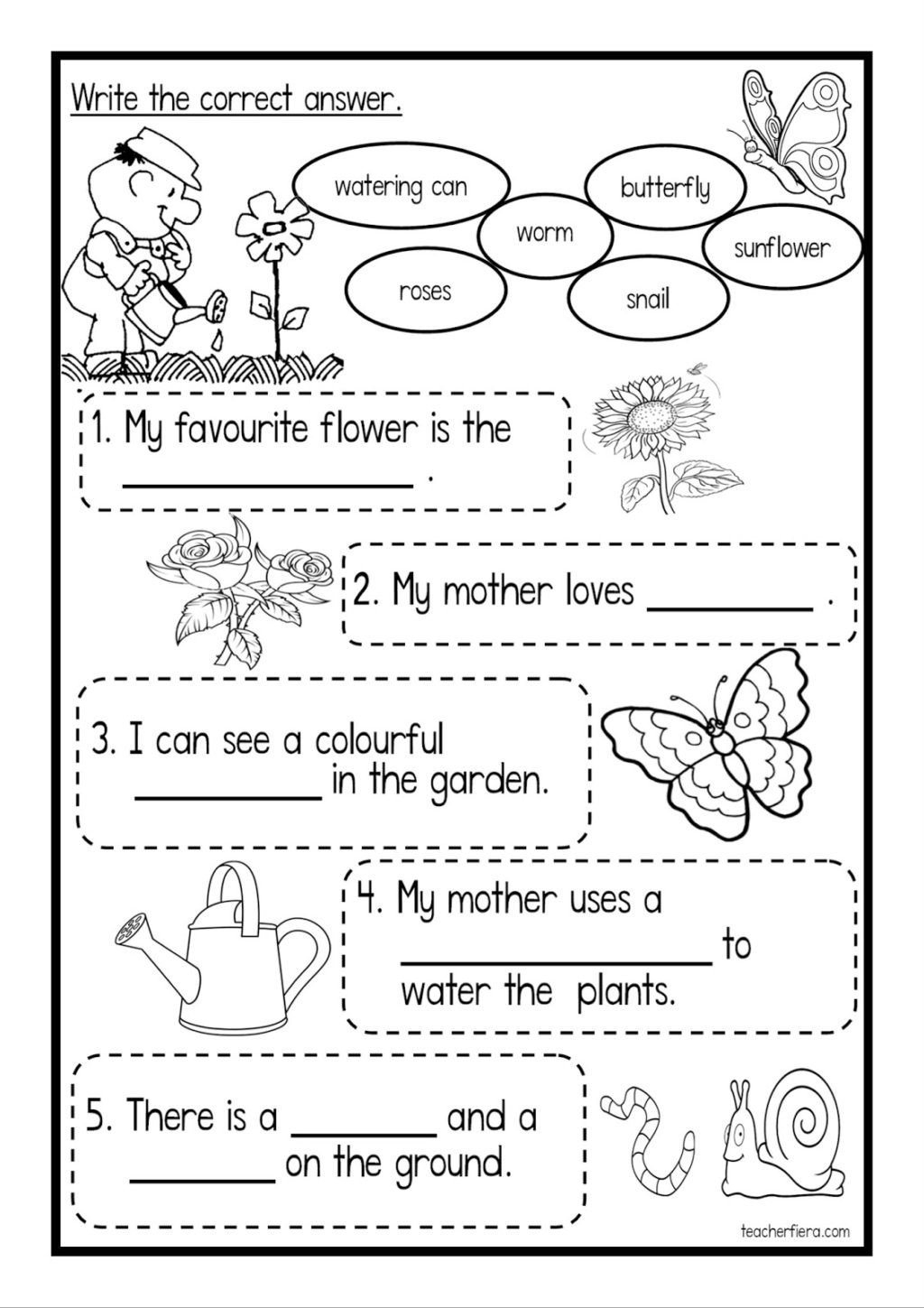 Preschool Bug Worksheets Worksheet Animal Reading Passages 2nd Grade Vowels