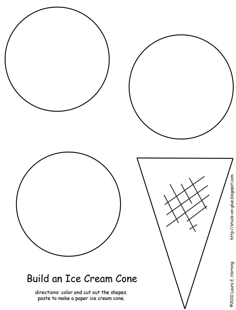 Printable Cutting Worksheets for Preschoolers Pin On Pool Time Ice Cream Unit