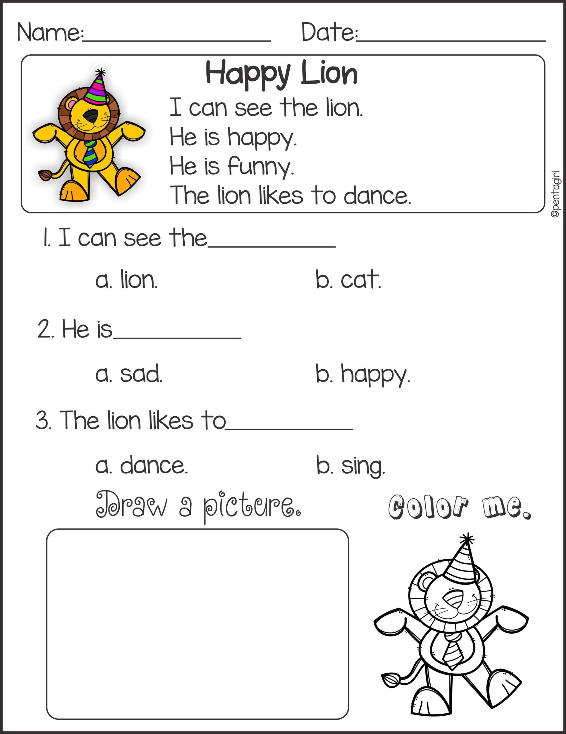 Printable First Grade Reading Worksheets Worksheet Printable Subtraction Worksheets with Regrouping