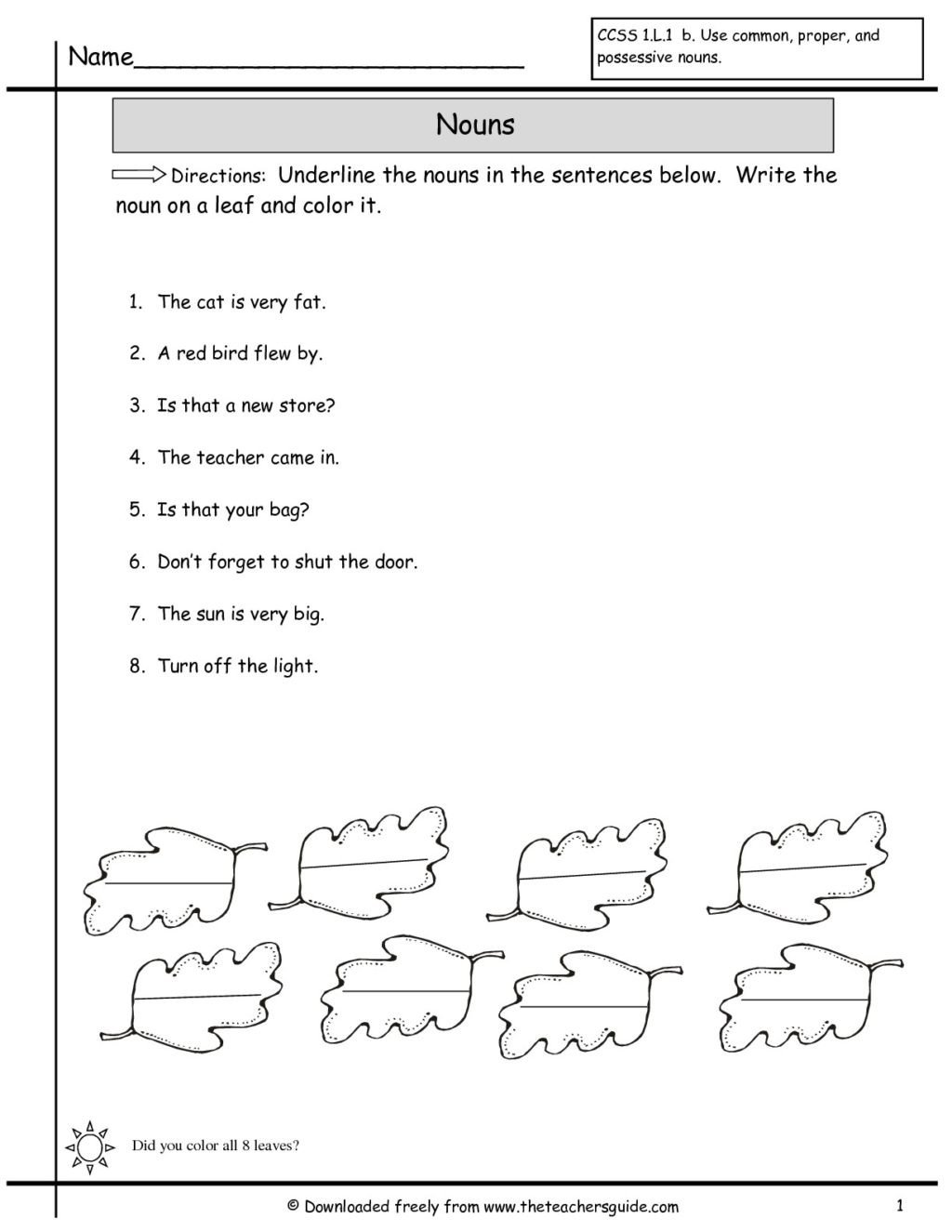 writing sentences worksheets for first grade reading 1st read and answer questions free printable 1024x1325