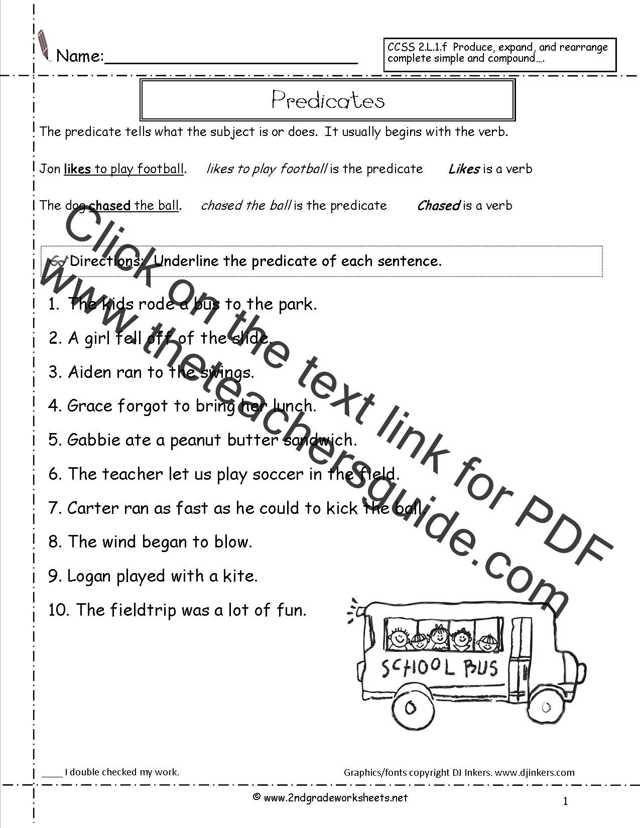 Simple Sentences Worksheet 3rd Grade Plex Sentences Worksheet 3rd Grade Worksheet Db Info