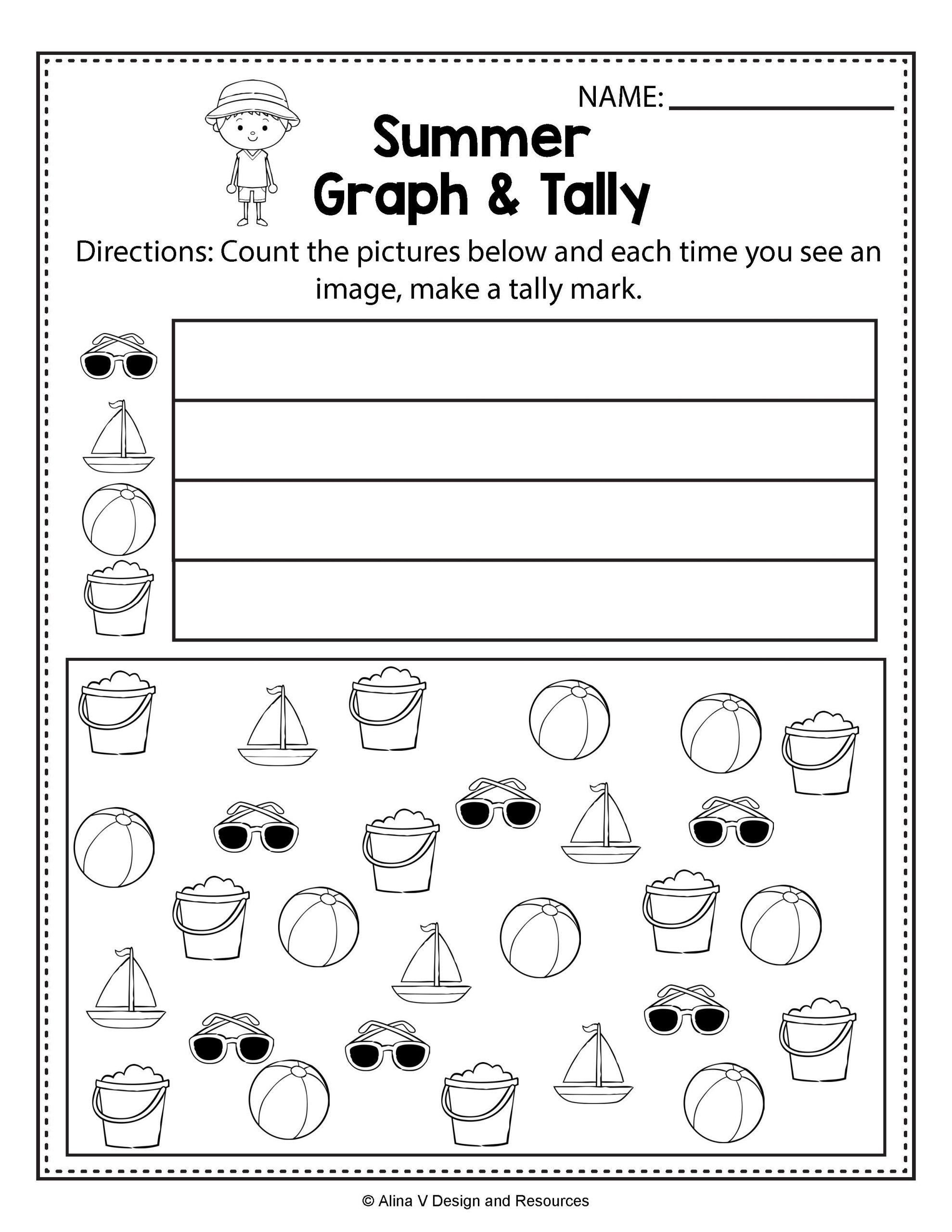 Tally Mark Worksheets for Kindergarten Pin On Printable Worksheet for Kindergarten