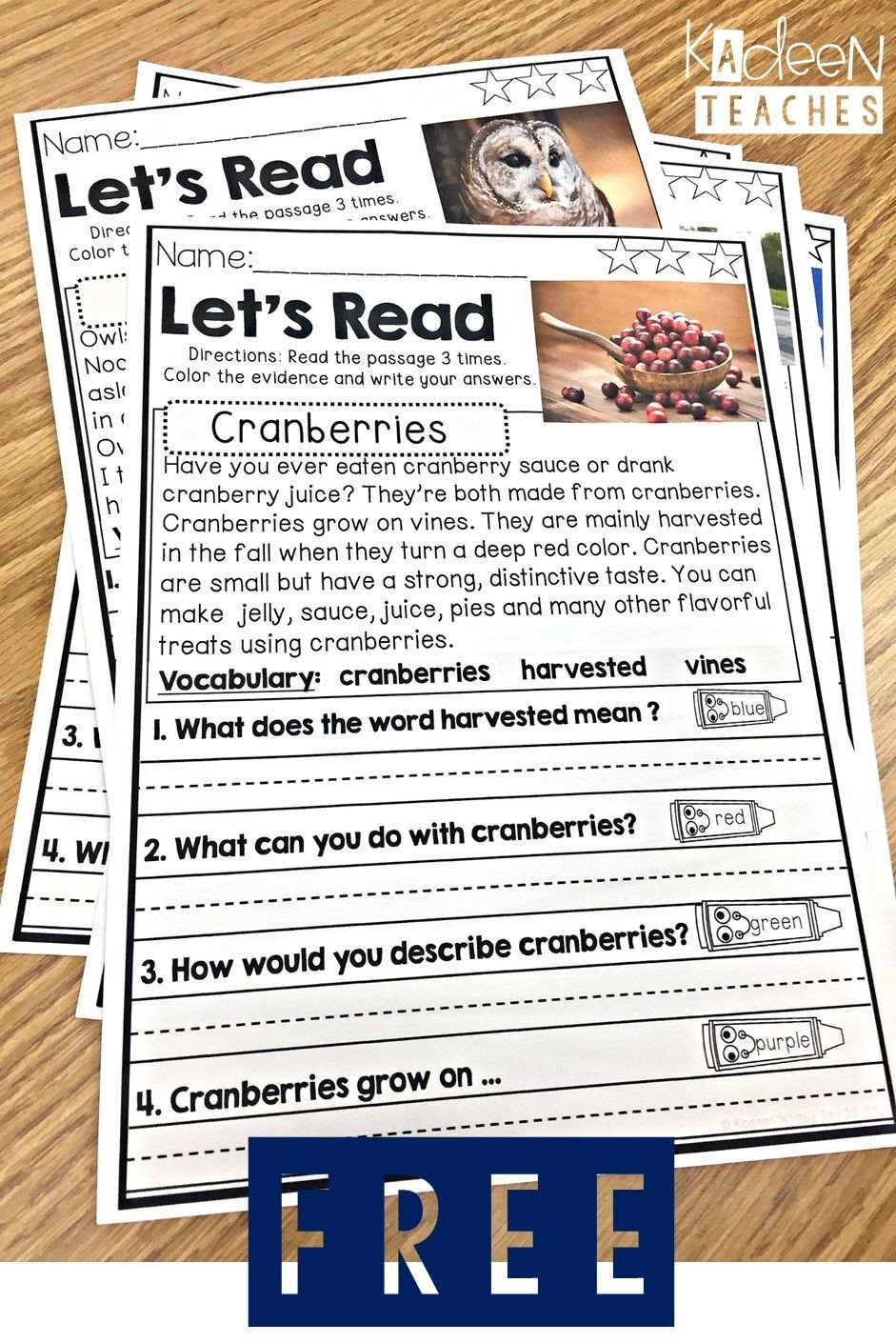 Text Evidence Worksheets 3rd Grade Guided Reading Text Evidence Passages Free