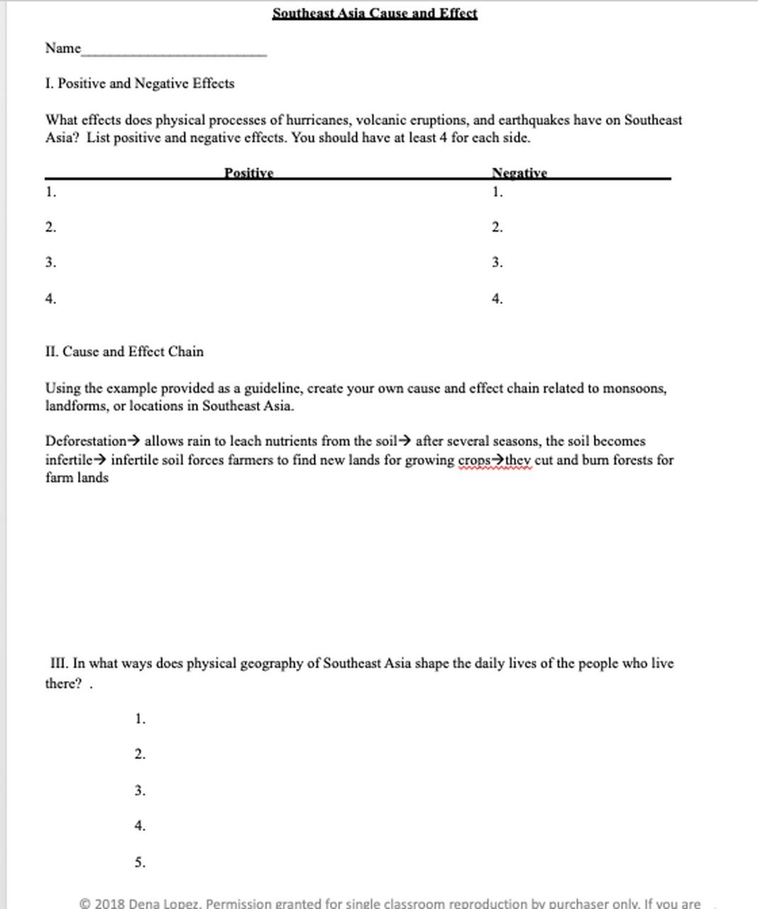 Us Geography Worksheets Pdf World Geography Worksheets