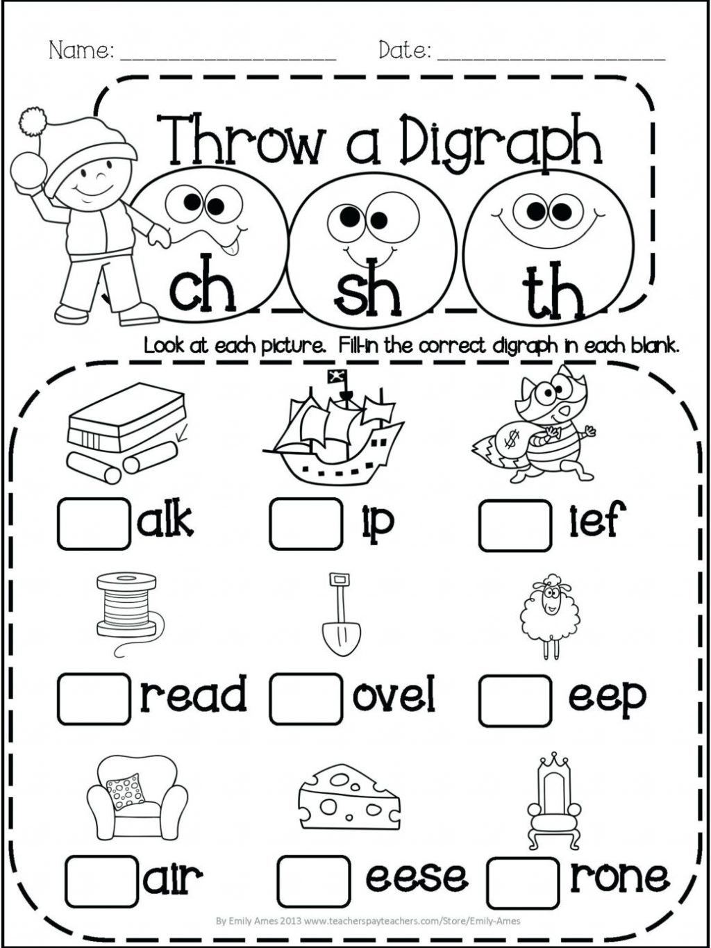 1st Grade Phonics Worksheets Pdf Worksheet Awesome 1st Grade Phonicsksheets Image Ideas