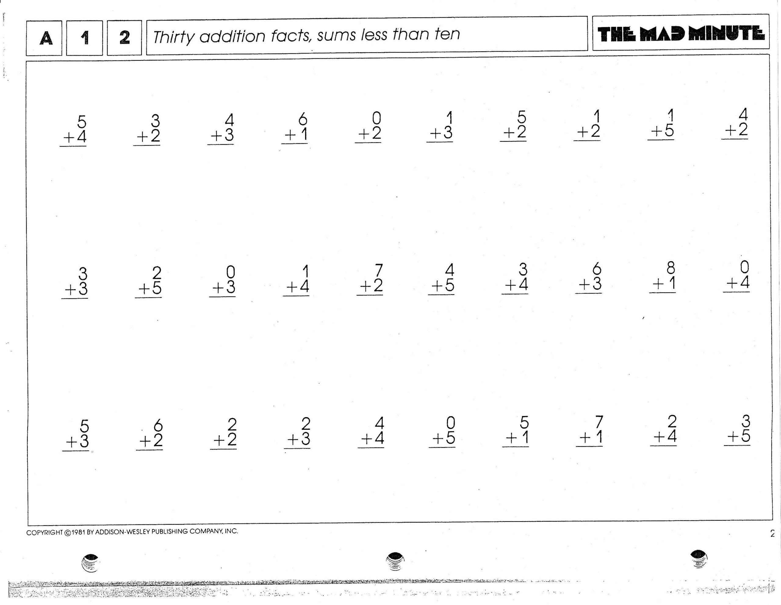 2nd Grade Minute Math Worksheets Hiddenfashionhistory Page 4 Pound Independent Ideas Math