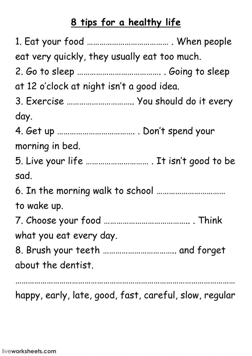 adverbs interactive worksheet of manner worksheets for grade end school year make