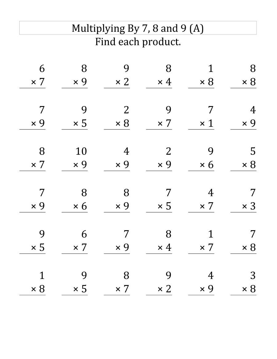 Abeka 3rd Grade Math Worksheets Free Math Test Papers Printable Division Tables Worksheets