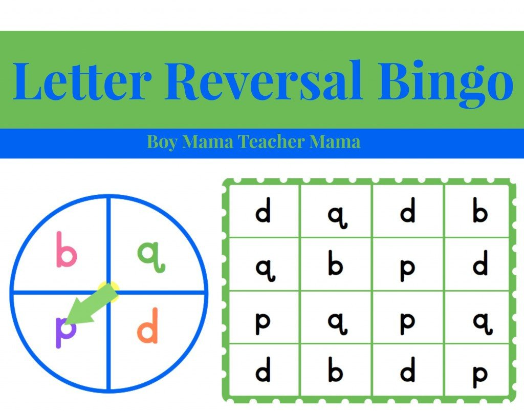 B and D Reversals Worksheets Letter and Reversal Helps Free Printables Ideas Worksheets