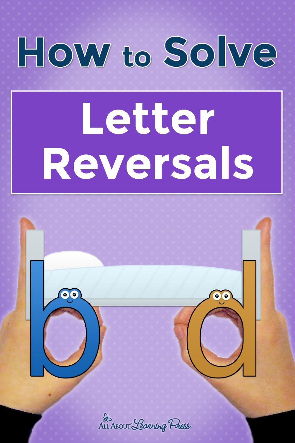 B and D Reversals Worksheets solve Letter Reversal Problems with This Free Download